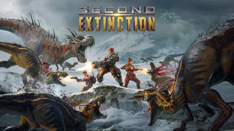 Second-Extinction